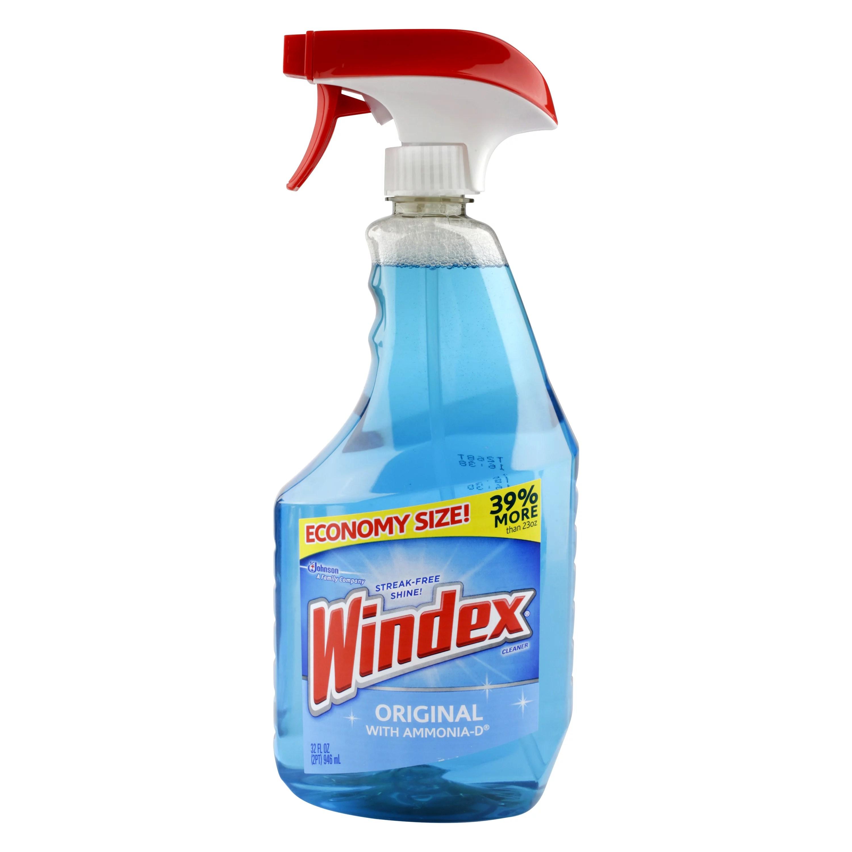 Windex Economy Size 32 fl oz Original with Ammonia D