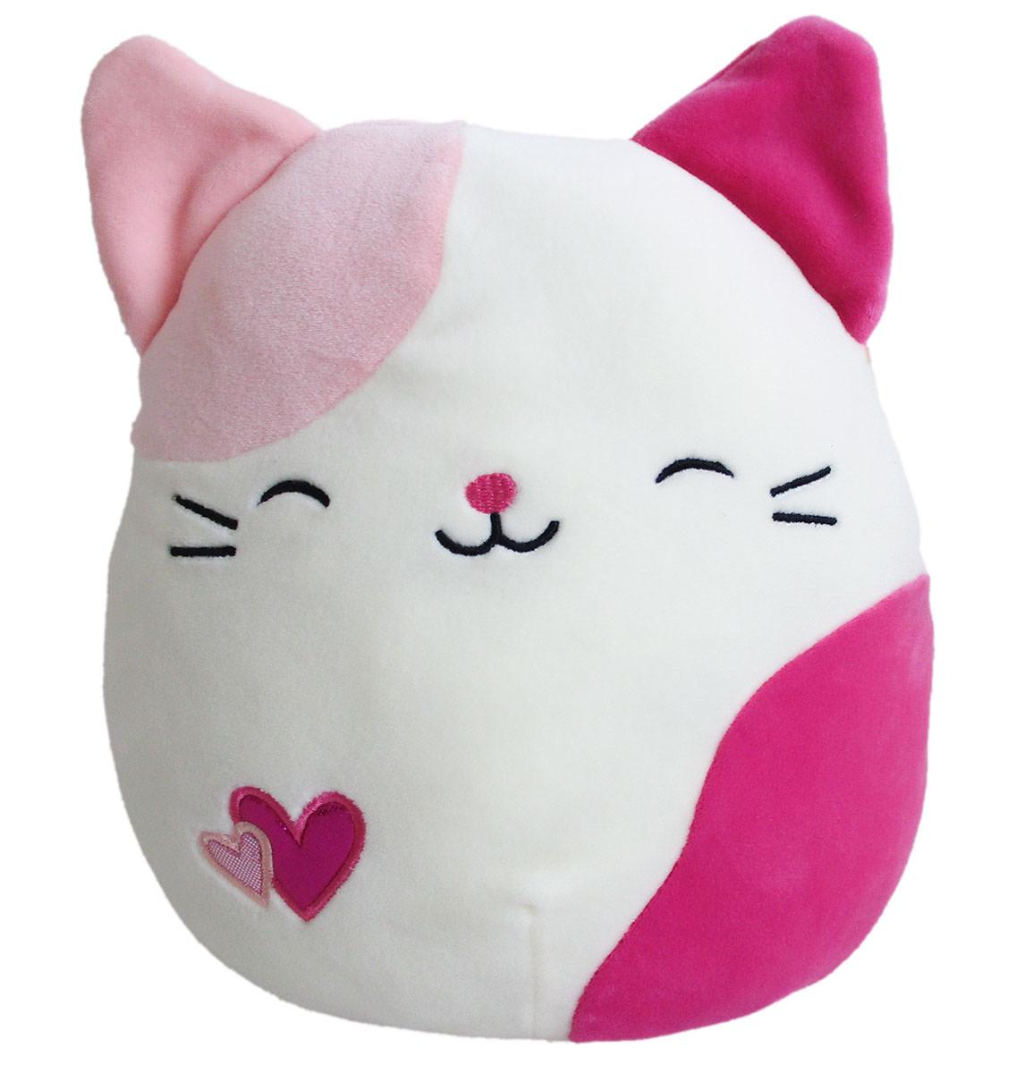 Valetines Day Squishmallow 125 Super Soft Plush Cat