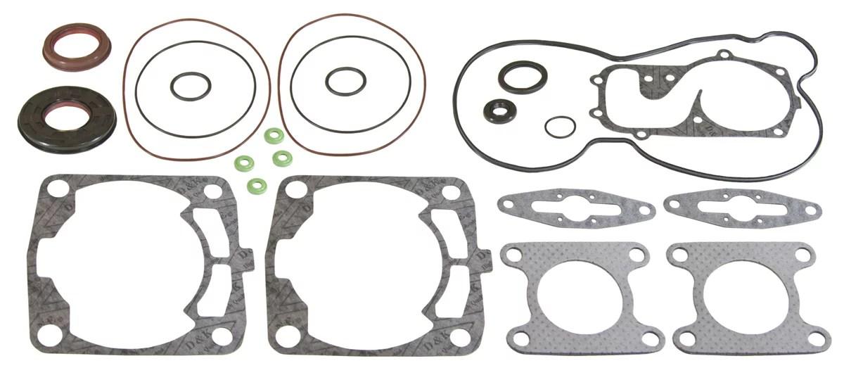SPI Complete Engine Gasket Kit 2007-2008 Polaris 700 CFI