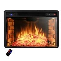 AKDY 28'' Electric Fireplace Insert - Walmart.com