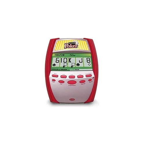 Radica Big Screen Poker Handheld Game Walmart