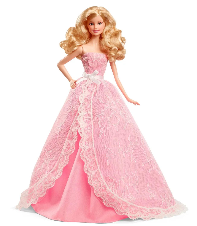 barbie 2015 birthday wishes