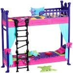 Monster High Monster Family Wolf Bunk Bed Playset Dolls Walmart Com Walmart Com