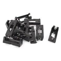 CR123A CR123 Lithium Battery Holder Box Clip Case w PCB ...