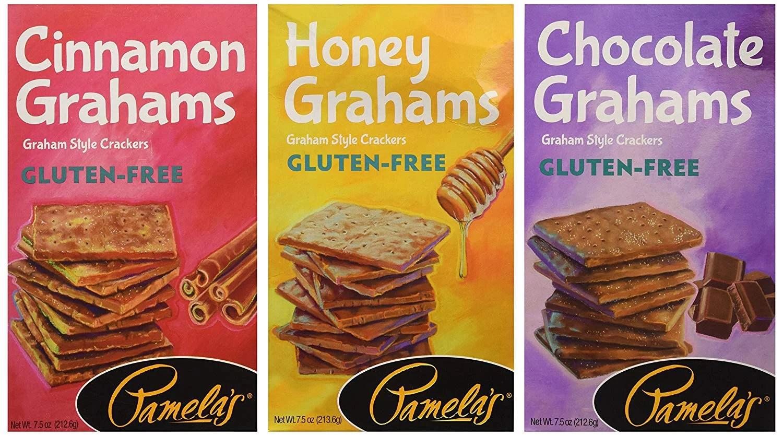 Gluten Free Graham Crackers Variety Pack - Walmart.com