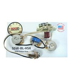 920d fender stratocaster wiring harness w blender for jbe two tone humbucker [ 1600 x 1600 Pixel ]