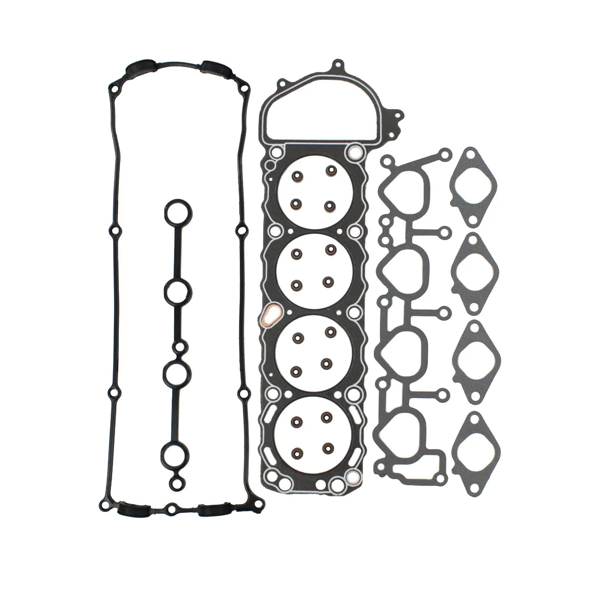 Dnj Hgs653 Head Gasket Set For 94 98 Nissan 240sx 2 4l L4