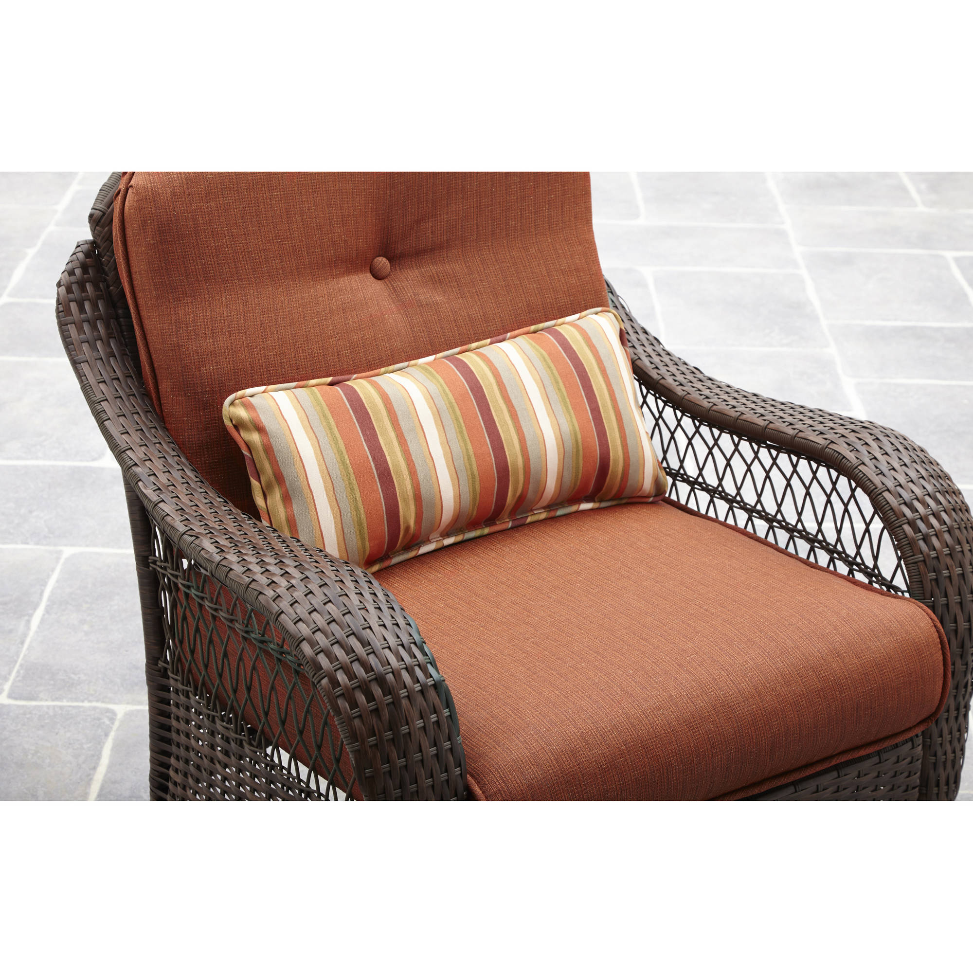Rocking Chair Replacement Cushions Better Homes And Gardens Azalea Ridge Outdoor Rocking Chair