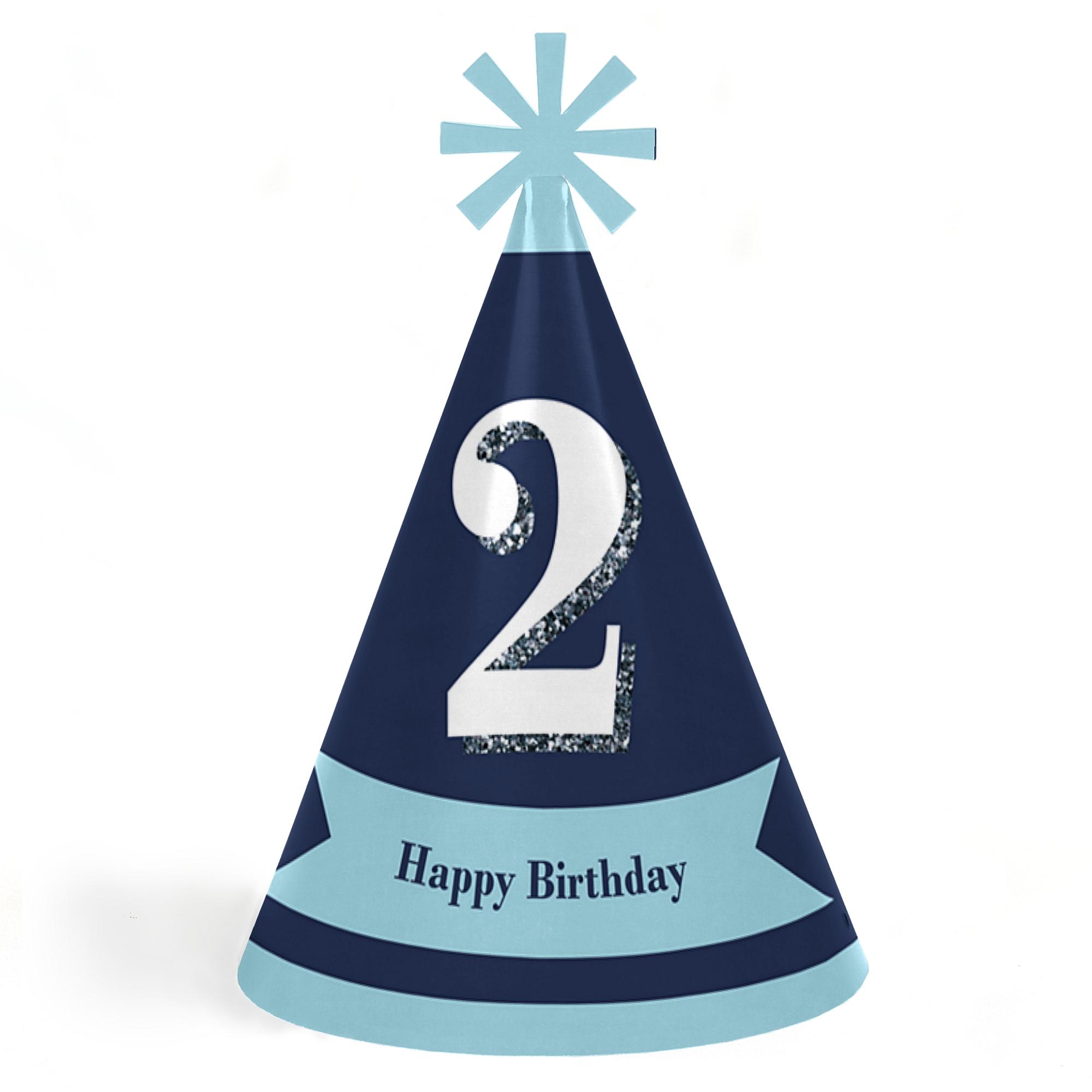 2nd birthday boy two