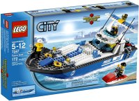 LEGO City Police Boat Play Set - Walmart.com