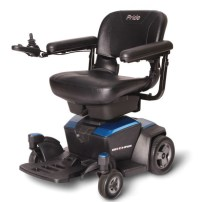 Pride Go-Chair Electric Wheelchair PowerChair - Walmart.com