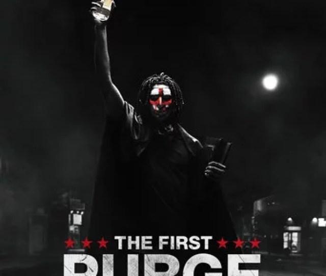 The First Purge Blu Ray Dvd Digital