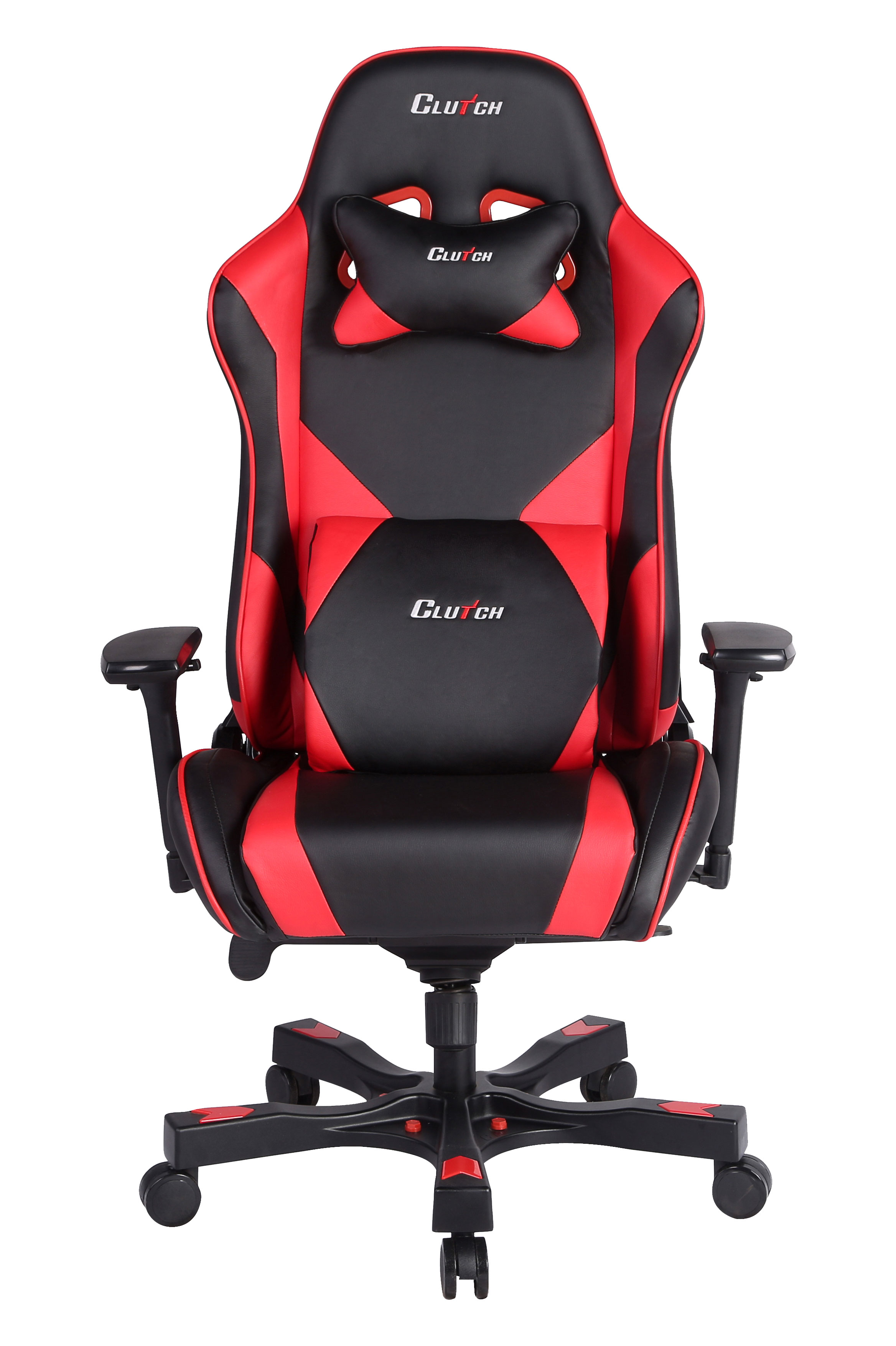 black computer chair how to hang a hanging clutch chairz premium gaming red 1 pack walmart com