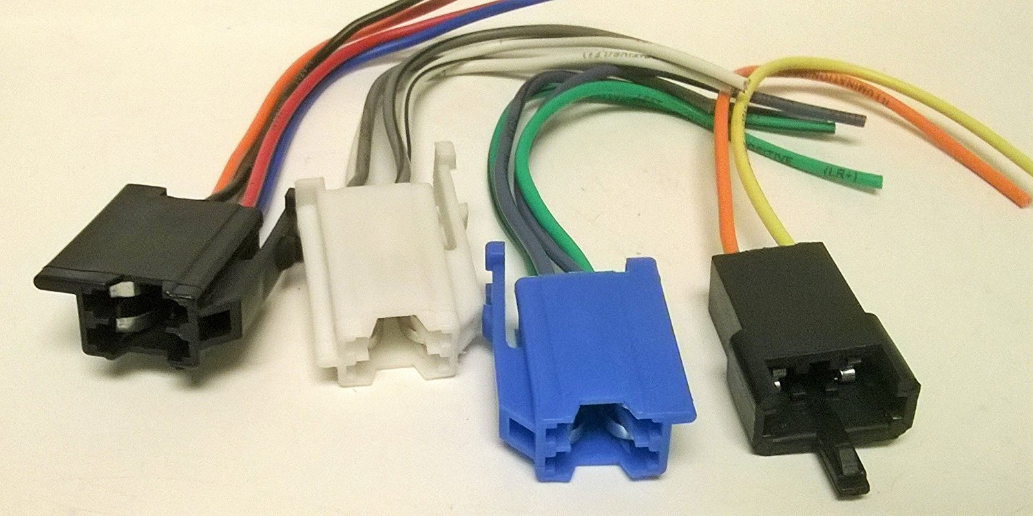 small resolution of reverse 4 part wire harness replaces factory cut harness plugs 95 s10 wiring diagram 82 s10 wiring harness