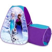 Disney Frozen Hide About Play Tent - Walmart.com