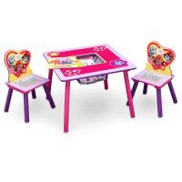 Paw Patrol Skye and Everest, Toddler Table and Chair Set ...