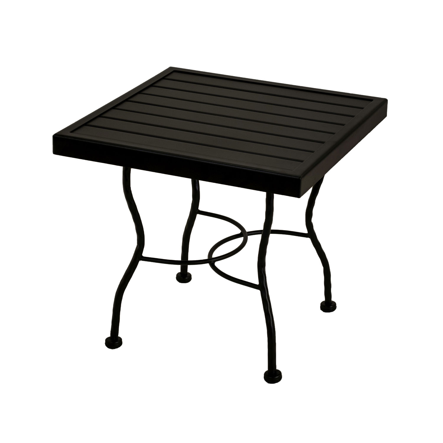 meadowcraft powder coated wrought iron
