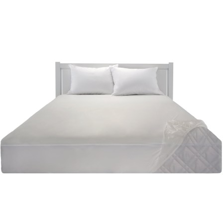 Mainstays Waterproof Ed Vinyl Mattress Protector