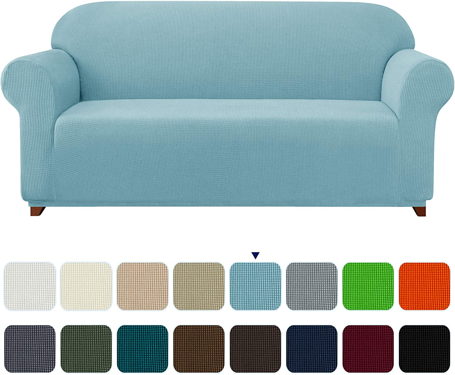 couch covers blue walmart com