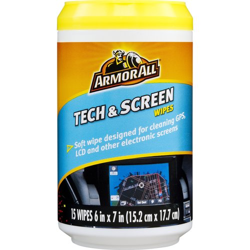 Armor All Tech and Screen Wipes Cell Phone Cleaner