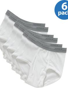 also boys cotton exposed waistband briefs pack walmart rh