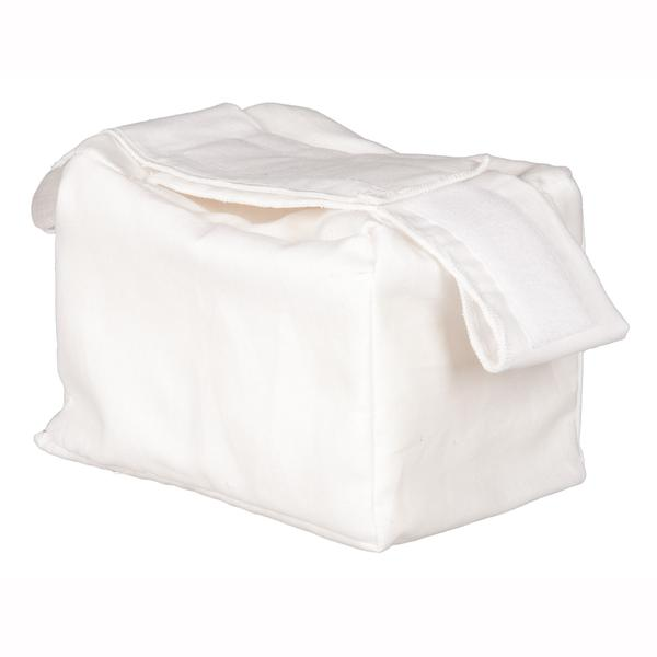 PCP Hip Abduction Pillow With Cover White  Walmartcom