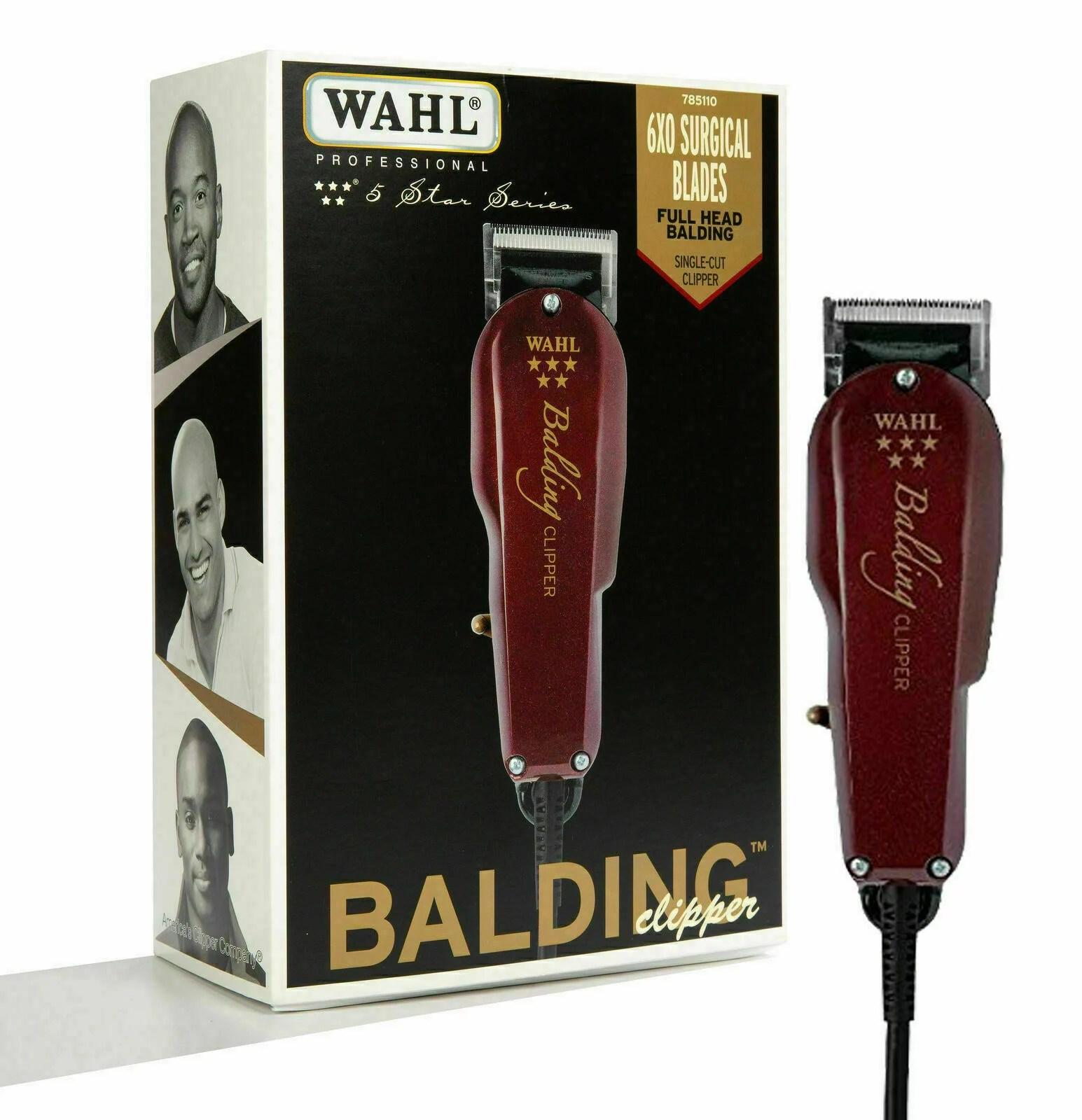 Wahl 5 Star Balding