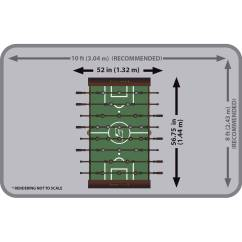 Table Shuffleboard Dimensions Diagram Lennox Ac Wiring Foosball Plans Bing Images