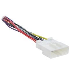 metra electronics 70 7552 turbowire radio wiring harness [ 1500 x 1500 Pixel ]