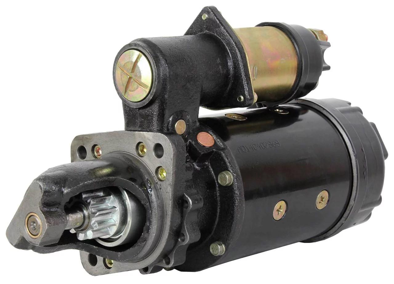 small resolution of new starter motor fits john deere tractor 4620 4630 7020 6 404 404 john deere l120 wiring schematic john deere 4630 tractor wiring harness