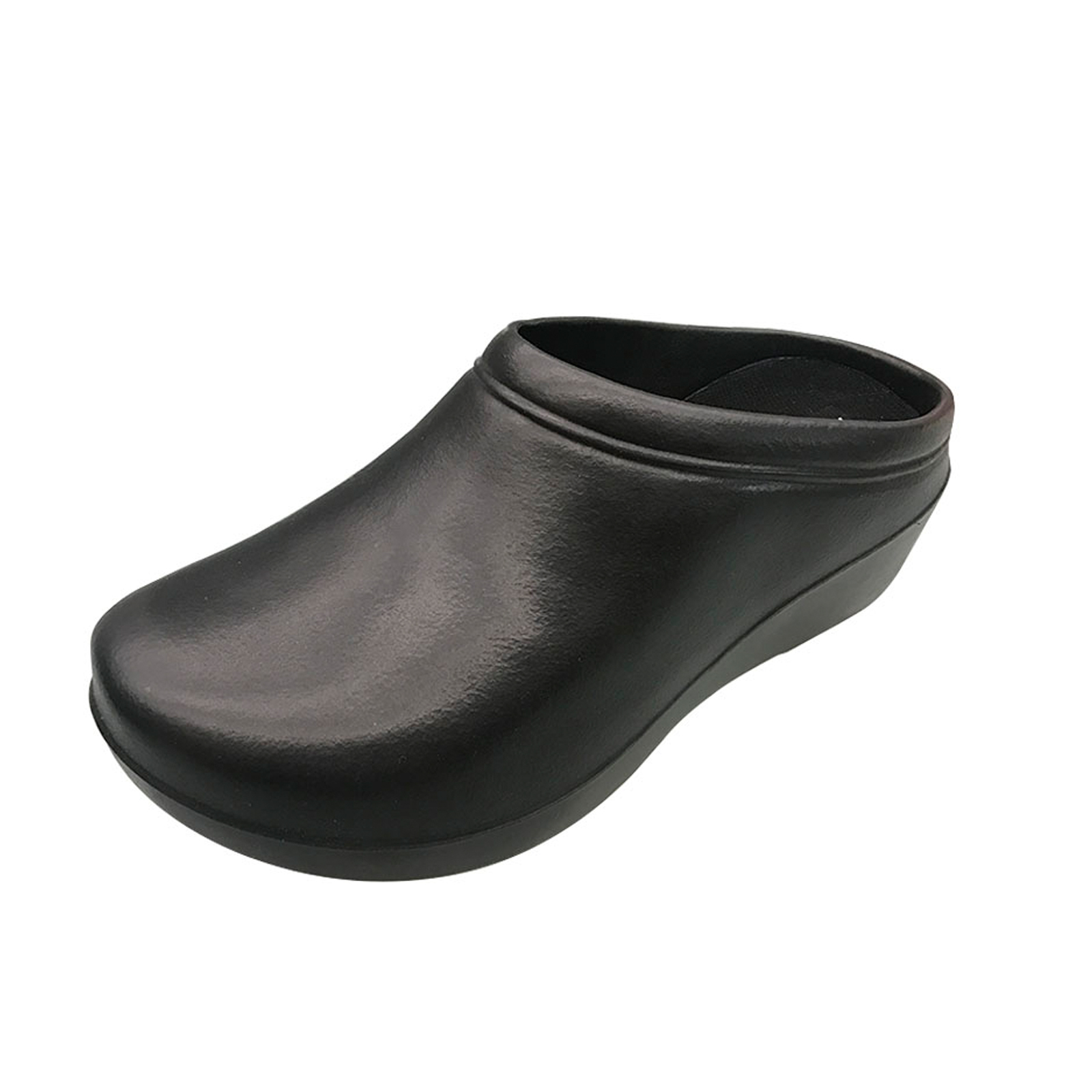 Womens Black Non Slip Shoes