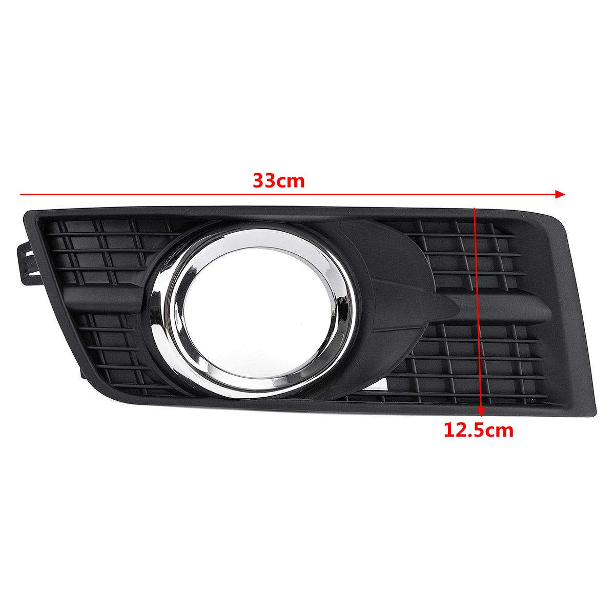 hight resolution of 1pcs front left right fog lamp light frame cover 25778388 25778389 for cadillac srx 2010 2016 walmart com