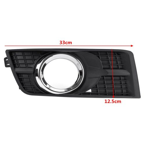 small resolution of 1pcs front left right fog lamp light frame cover 25778388 25778389 for cadillac srx 2010 2016 walmart com