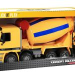 Click N Play Friction Powered Cement Truck Construction Toy Vehicle For Kids Walmart Com Walmart Com