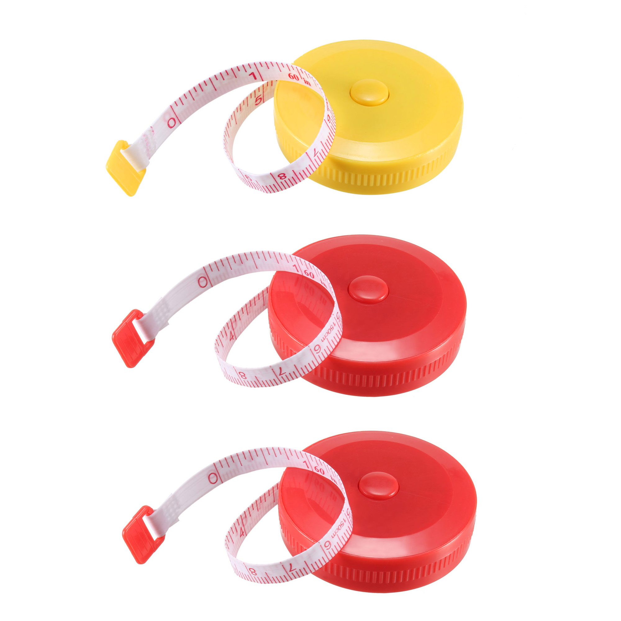 Cloth Tape Measure For Body 60 Inch Metric Inch Measuring
