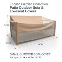 Garden Sofa Cover 26 Best Collection Of Garden Sofa Covers ...