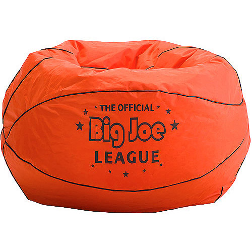 Big Joe Basketball Bean Bag  25 x 24 x 20  Walmartcom