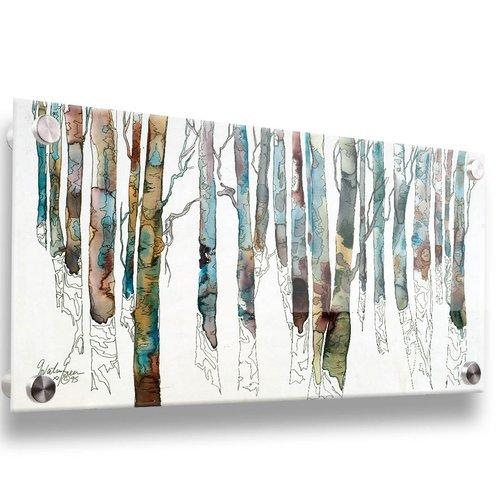 Polishing Acrylic Paint On Wood