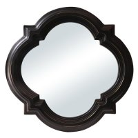 Better Homes and Gardens Quatrefoil Wall Mirror - Walmart.com