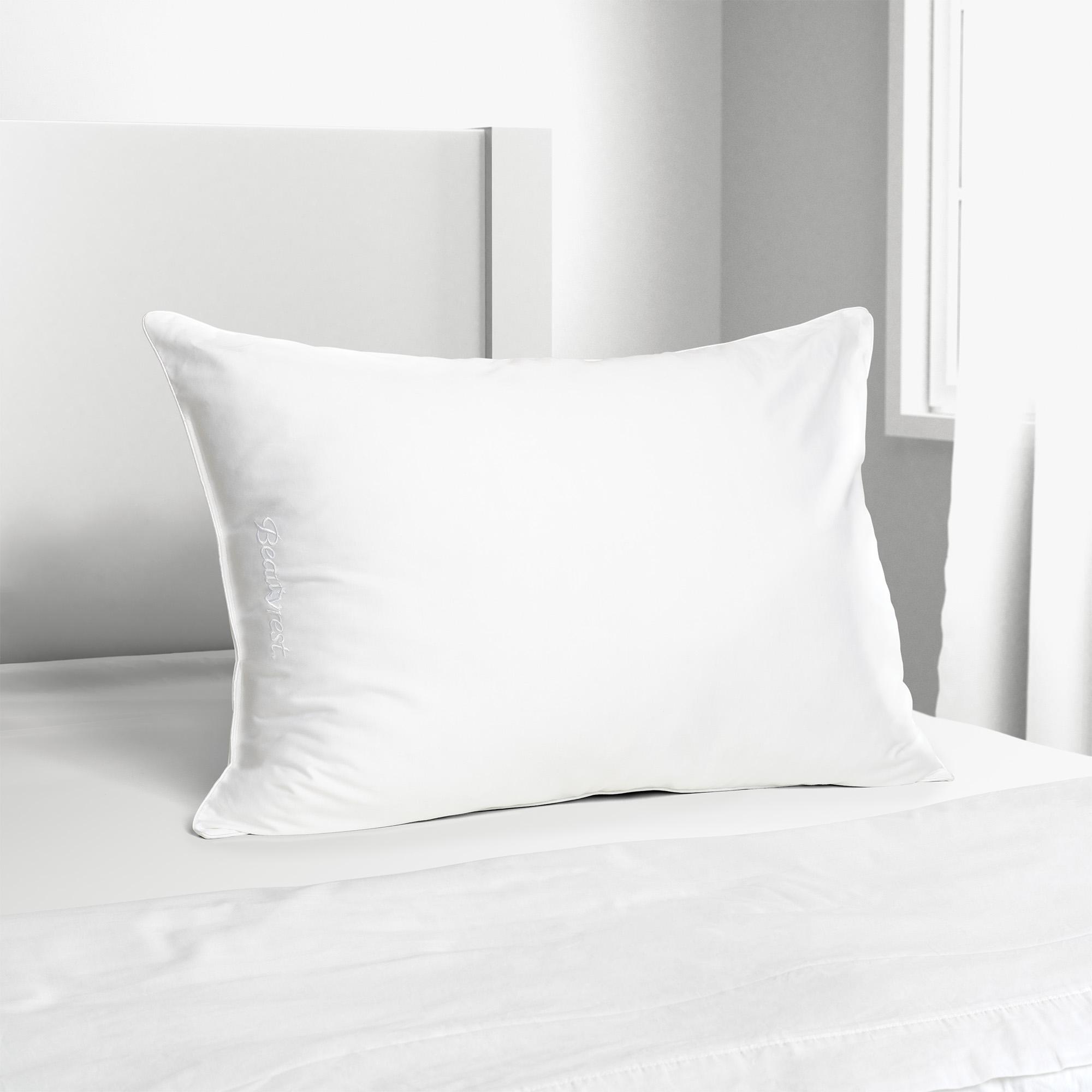 beautyrest silver wonder loft gx technology support pillow 20 x28