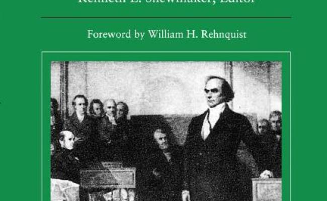 Daniel Webster The Completest Man Documents From The