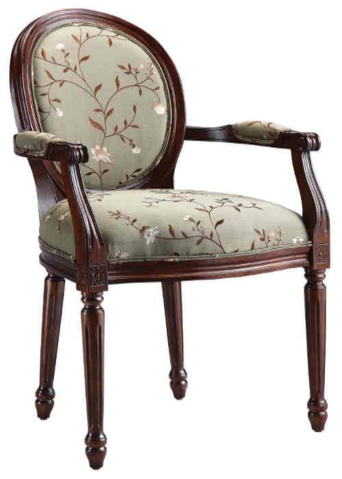 transitional accent chairs reception area chair walmart com