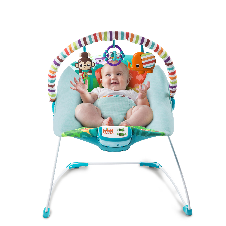 baby sleeping chair stressless chairs nz bright starts gear sleep cradling vibrate safari surprise bouncer new