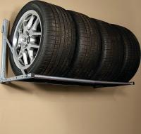 Folding Tire Rack - Walmart.com