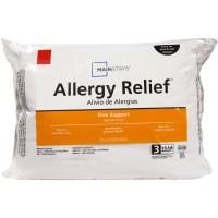 Mainstays Allergy Relief Hypoallergenic Down Alternative