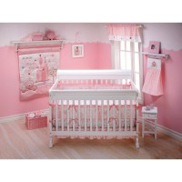 Disney Princess Happily Ever After 3-Piece Crib Bedding ...