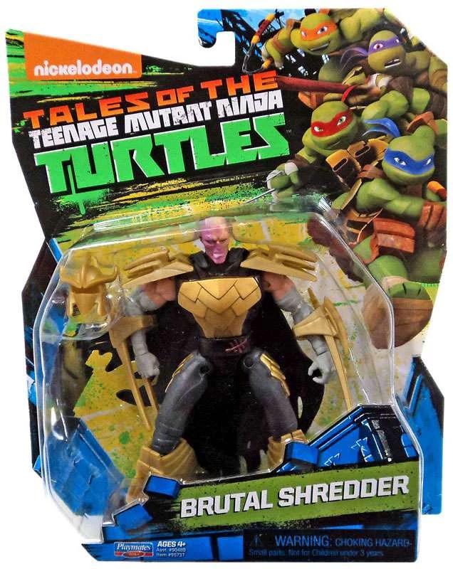 Teenage Mutant Ninja Turtles 5 Brute Shredder Basic