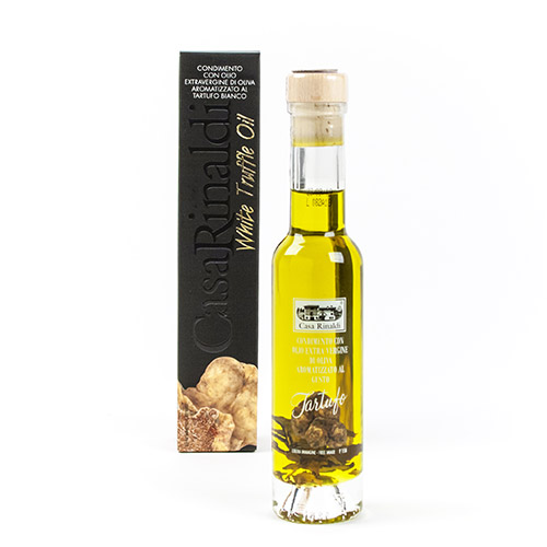 White Truffle Extra Virgin Olive Oil by Casa Rinaldi 100 ml  Walmartcom