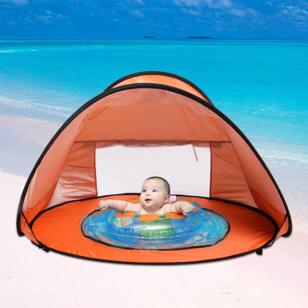 Baby Beach Tent Beach Umbrella Sunbayouth pop up tent UV  sc 1 th 225 : uv pop up tent for baby - afamca.org