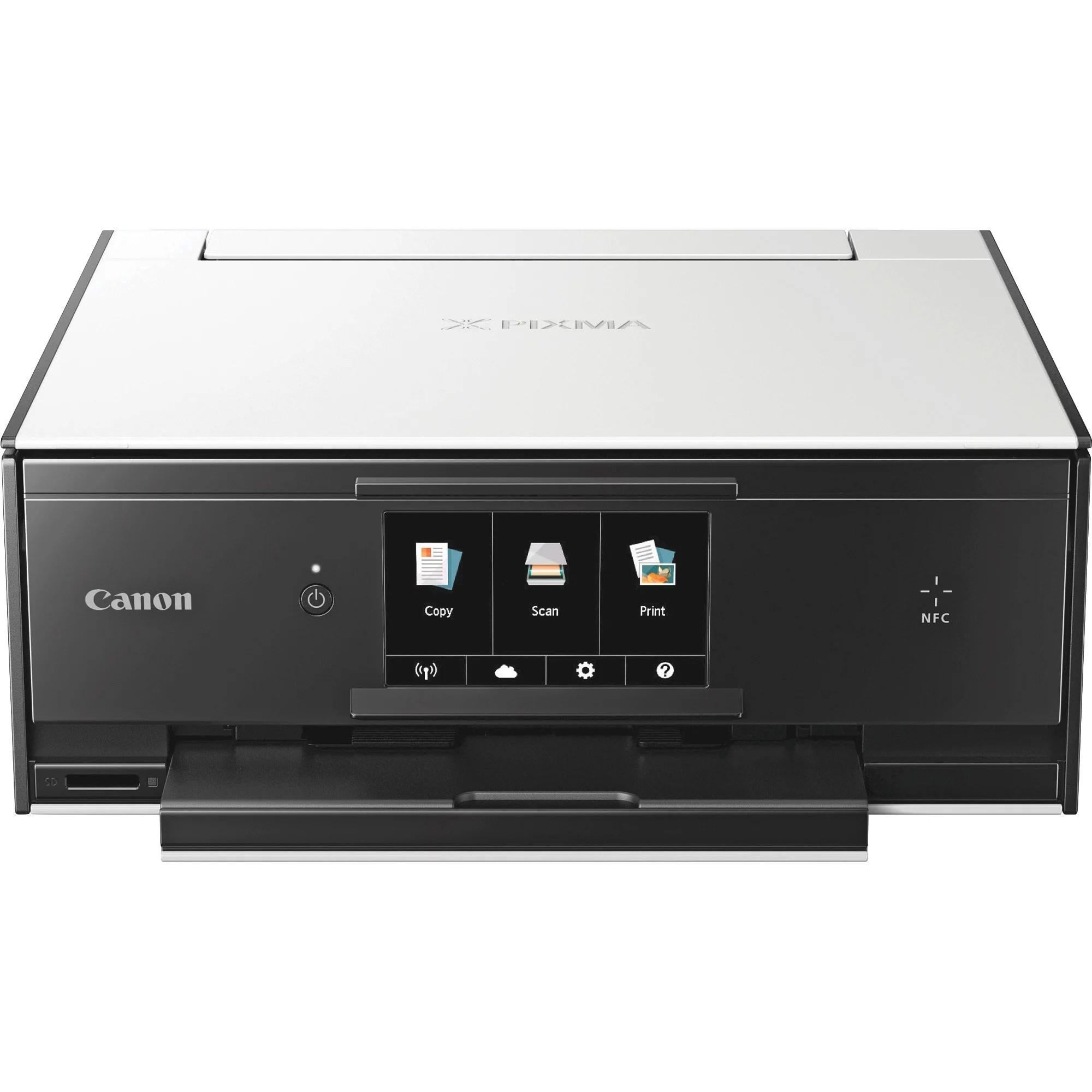 hight resolution of canon pixma ts9020 inkjet multifunction printer color photo print desktop walmart com